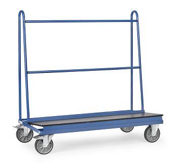 Plattenwagen, Tragkr. 500kg Ladefläche 1500x400mm
