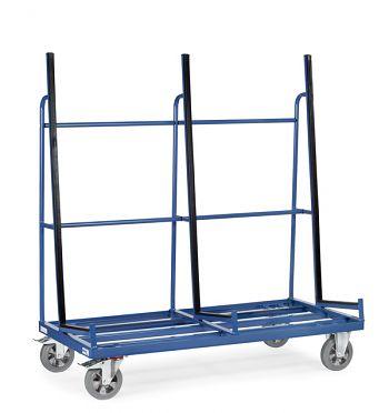 Plattenwagen einseitig Tragkr. 1200kg, 1276x430mm