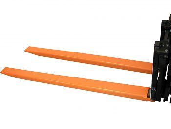 Gabelverlängerung geschl. Ausführung Zinkenquerschnitt:100x45 mm,L:2000 mm