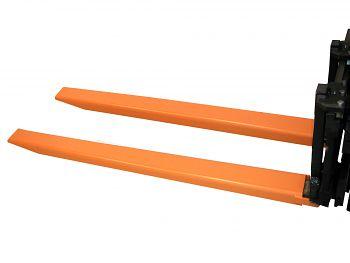 Gabelverlängerung geschl. Ausführung Zinkenquerschnitt:120x50 mm,L:1800 mm