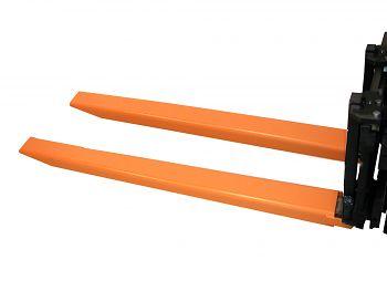 Gabelverlängerung geschl. Ausführung Zinkenquerschnitt:125x50 mm,L:1600 mm