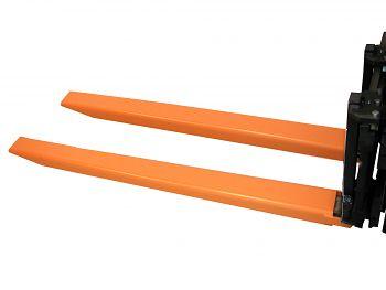 Gabelverlängerung geschl. Ausführung Zinkenquerschnitt:125x45 mm,L:1800 mm