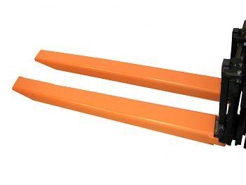 Gabelverlängerung geschl. Ausführung Zinkenquerschnitt:150x50 mm,L:1800 mm