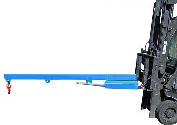 Lastarm starre Ausführung Tragkr. 500 - 5000 kg, blau RAL 5012