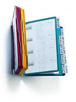 Sichttafel-Wandhalter VARIO 20 farbig sortiert, 20 Stck.