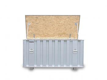 Lager- und Materialbox 1790 x 860 x 890 mm