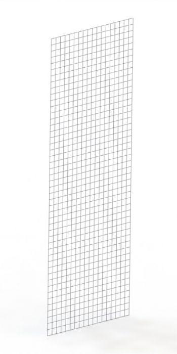 CLIP-Rückwand, Drahtwand verzinkt, HxB: 2900 x 1200 mm