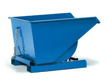 Selbstkipper Tragkraft 2000 kg Inh. 900 Ltr.,Kastenm.1237x1596x703mm