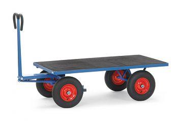 Handpritschenwagen, Plattform Tragkr. 700 kg,LxB1200 x 800mm