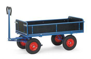 Handpritschenwagen Tragkr. 700 kg,LxB1200 x 800mm