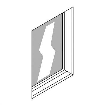 Fenster 2140 x 1220 mm