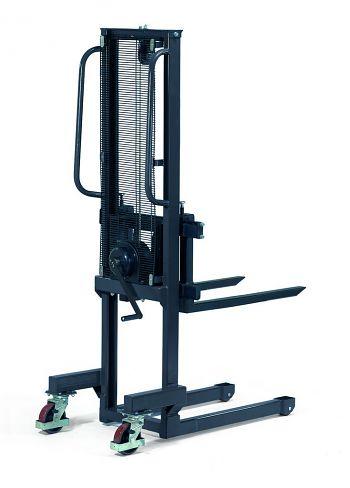 Handwinden-Stapler Tragkraft 250 kg