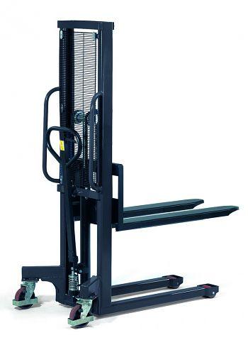 Handhydraulik-Stapler Tragkraft 500 kg