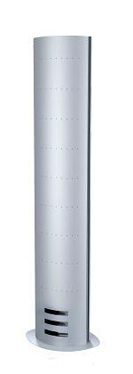 Info-Säule tec-art, schmal B 400 x T 250 x H 1650mm