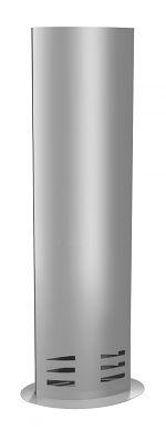 Info-Säule tec-art, breit B 600 x T 320 x H 1650mm