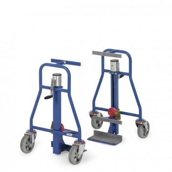 Möbelhubroller Tragkraft pro Paar: 600 kg