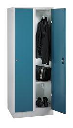 Garderobenschrank H x B x T 1.850 x 700 x 500 mm