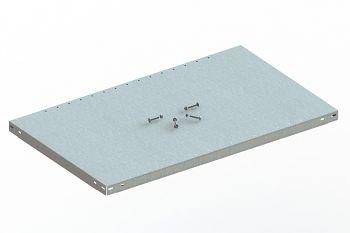 Fachboden L 1.000 x T 600 mm Tragkraft 100 kg