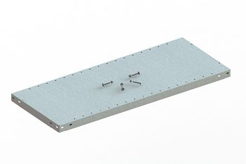 Fachboden L 1.000 x T 400 mm Tragkraft 230 kg