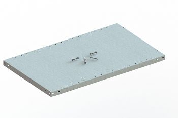 Fachboden L 1.000 x T 600 mm Tragkraft 330 kg