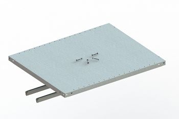 Fachboden L 1.000 x T 800 mm Tragkraft 330 kg