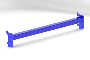 Tragschiene für Rohrkragarme RAL 5010 , Länge 1.000 mm