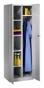 Kleider- und Wäscheschrank HxBxT: 1800 x 600 x 500 mm
