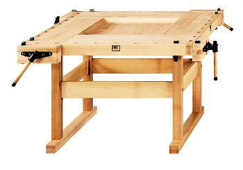 Hobelbank Mod. 67 BxTxH 1620 x 1620 x 880 mm