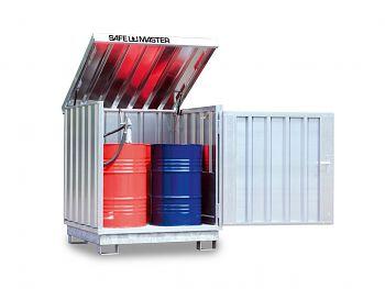 Safemaster SM 4 A I, verzinkt 1420 x 1490 x 1610 mm