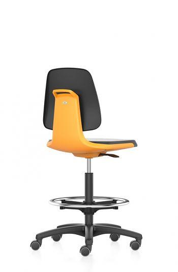 Arbeitsdrehstuhl Labsit Sitz Supertec schwarz /