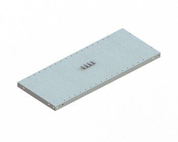 Zusatzfachboden, 150 kg, verzinkt 1000 x 600 mm
