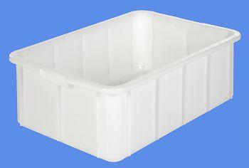 Transportbehälter natur L 660xB 450x H 225 mm