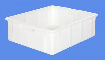 Transportbehälter natur L 550 x B 450 x H 163 mm