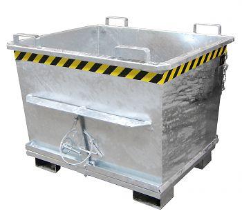 Klappbodenbehälter,verz. LxBxH 1200 x 1040 x 970 mm