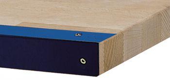 Kantenschutz für Plattenlänge 800mm nur vorne Stärke 40 mm