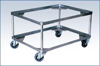 Behälter-Fahrgestell,C913/4 Höhe 440mm, 772x572mm