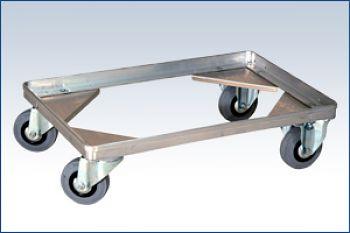 Behälter-Fahrgestell,C 915/1 Höhe 150mm, 575x370mm