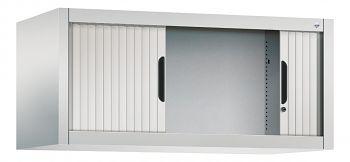 Rolladen-Aufsatzschrank für Ordner,HxBxT: 450 x1 000 x 420 mm