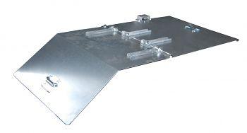 Deckel, verzinkt für SMGU 230