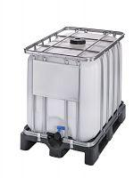 Container auf Kunststoffpalette 600l , Standardausführung