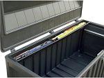 Einlegeschale lang, zu Werkzeugbox 150 Ltr., LxBxH 730x150x60 mm
