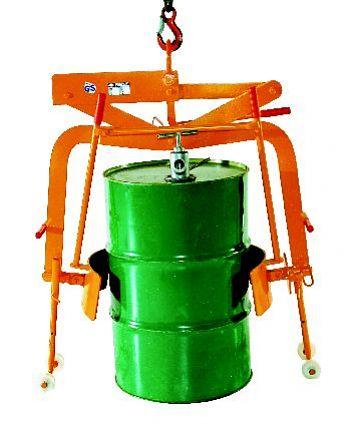 Fass-Kippgreifer Traglast ca. 400 kg