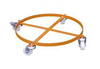 Fassrollwagen Typ FRW-I lackiert orange