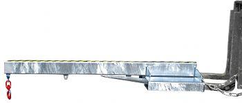 Lastarm starre Ausführung Tragkr. 200 - 1000 kg, verzinkt