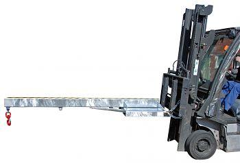 Lastarm starre Ausführung Tragkr. 100 - 1000 kg verzinkt