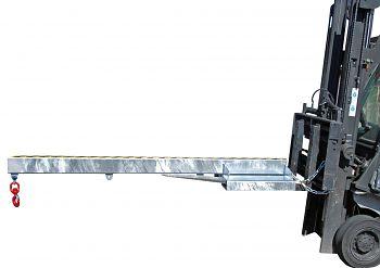 Lastarm starre Ausführung Tragkr. 500 - 5000 kg, verzinkt