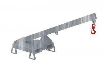 Lastarm starre Ausführung/Neigung 25° Tragkr. 300 - 1000 kg, verzinkt