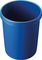 Papierkorb 45 l, blau H 480 x Ø 390 mm