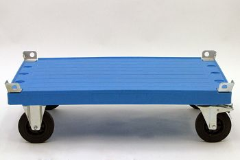 Paletten Fahrgestell LxB 1240 x 840mm Tragkraft 500 kg