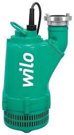"""Tauch-Entwässerungs-Pumpe m.S. R 3"""", max. 1084 l/min."""
